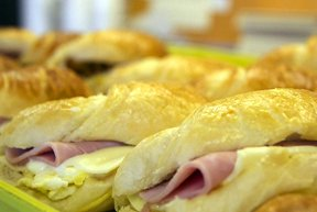 Croissant Kolaches