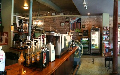MOD coffee shop