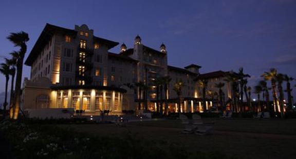 hotel galvez haunted