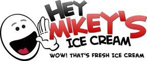 Hey Mikey Logo CS4