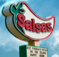 Salsas Mexican Cafe galveston
