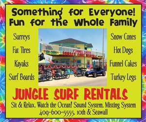 jungle-surf-rentals-galveston-tx-surrey-bike