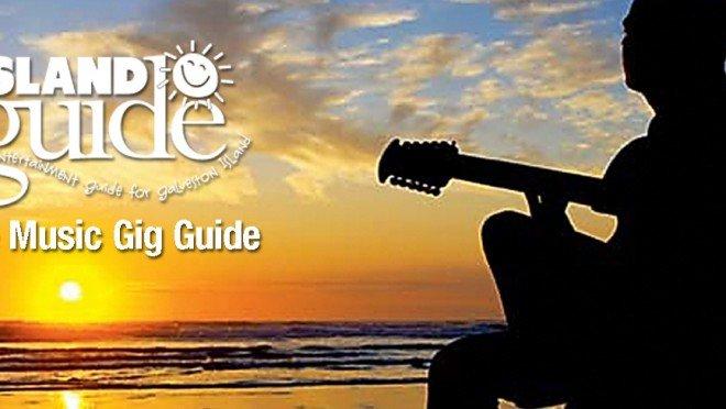 live music galveston tx island guide