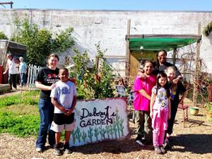 Deborah's Community Garden 1237