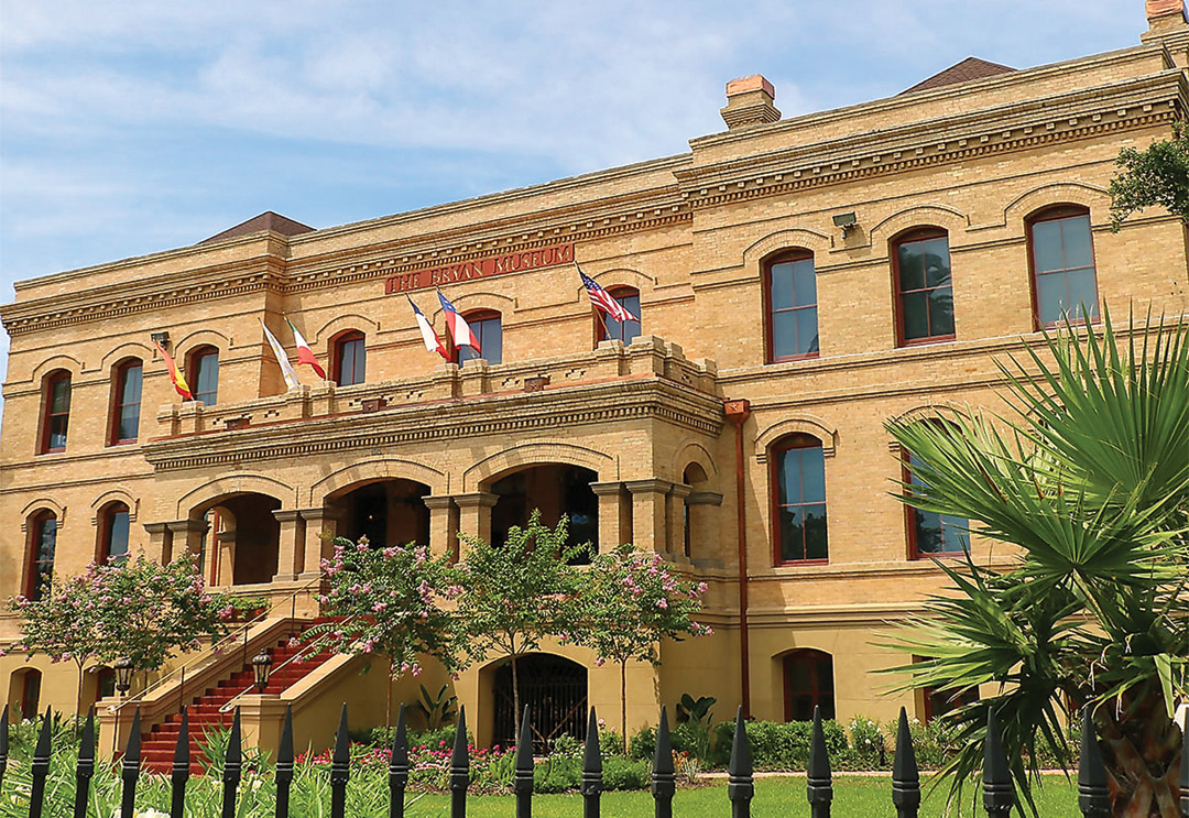 Galveston Island Guide - Riding the Rails: 1 Ticket = 3 Museums