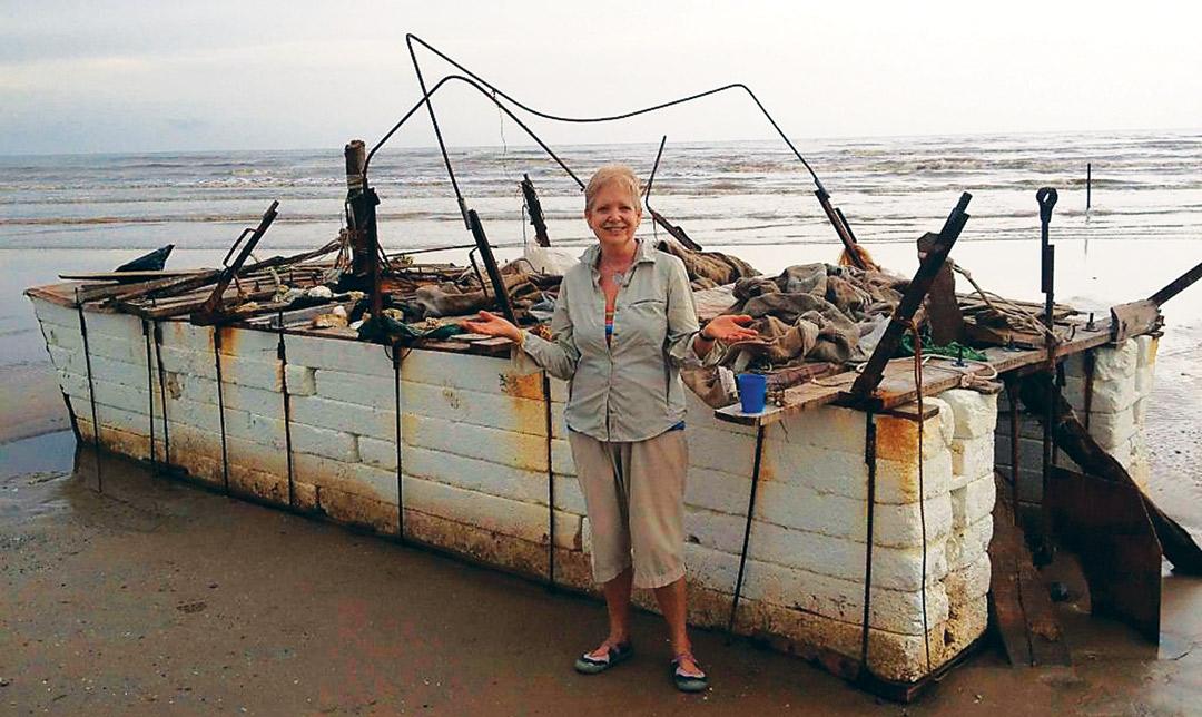 Maureen Mo Huddleston Freedom Found galveston tx