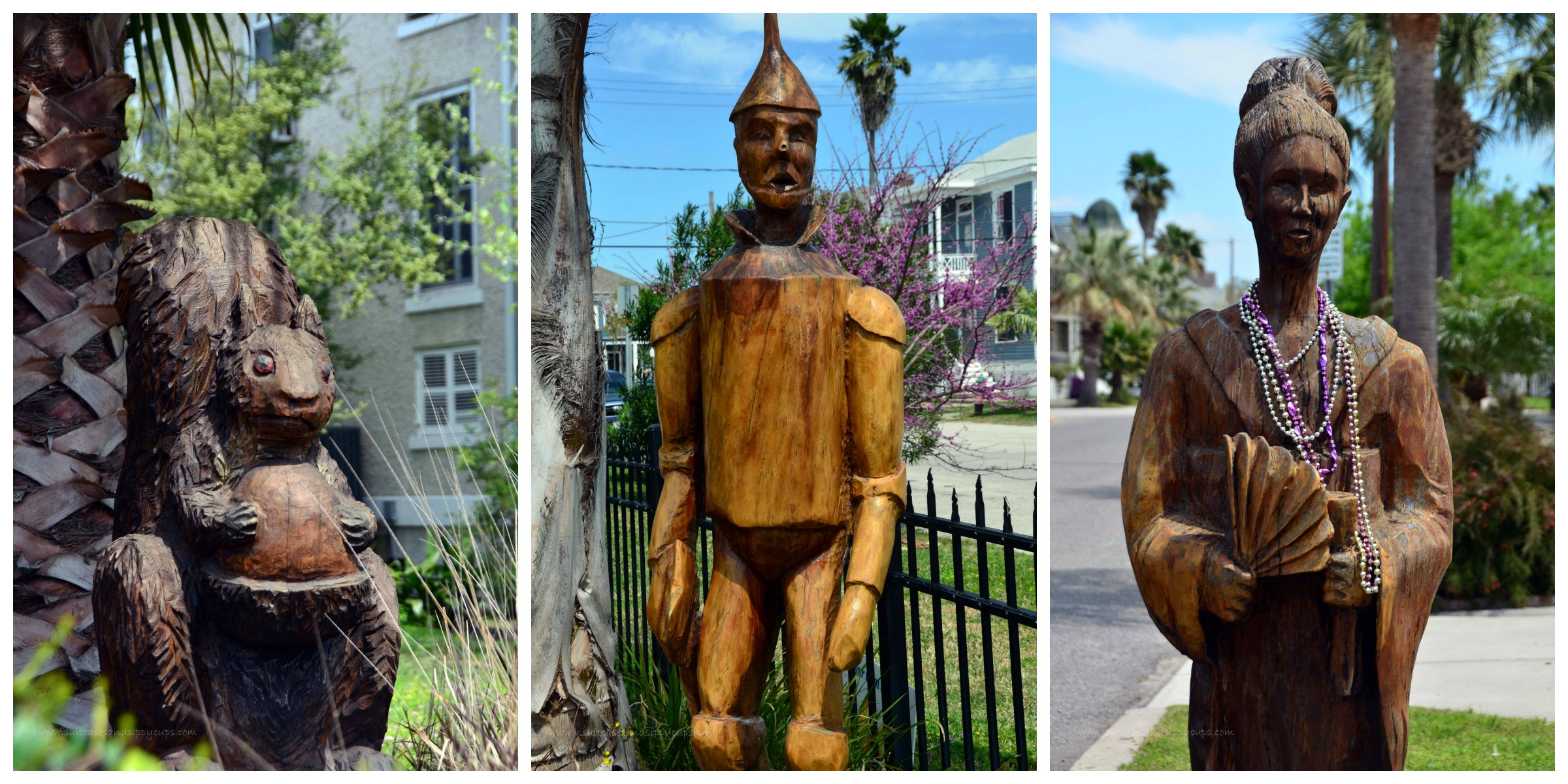 Tree-Sculptures-Galveston