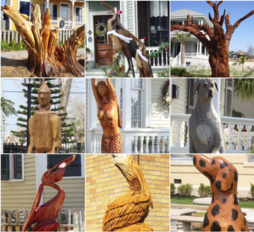 tree-sculptures