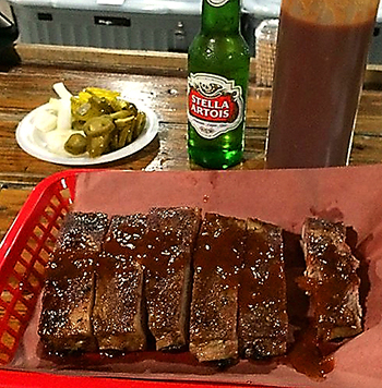 Bahia Oaks BBQ galveston tx
