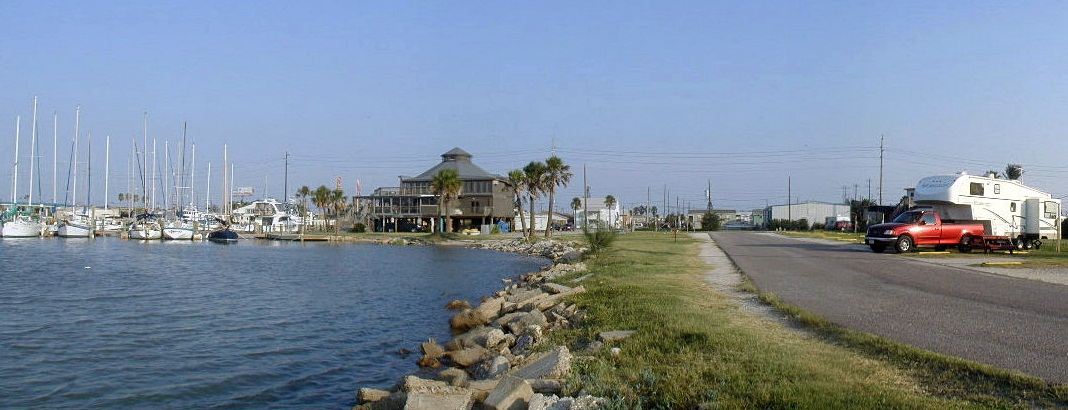 Bayou Shores RV Resort galveston tx