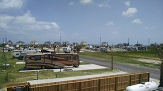 Galveston Island RV Resort tx camping