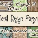 Silk Floral Design Party