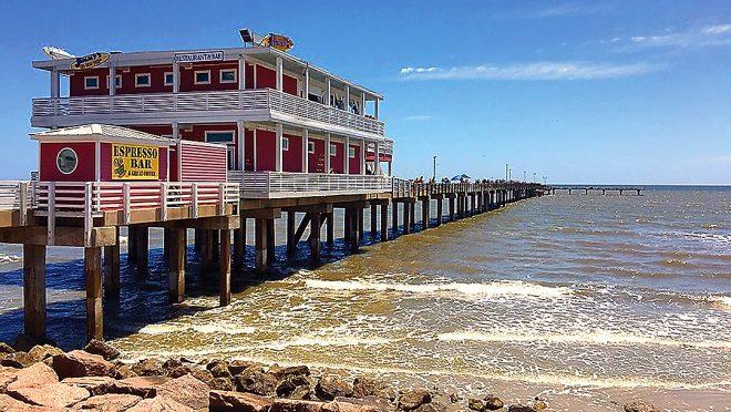 Where To Fish On Galveston Island Island Guide Magazine