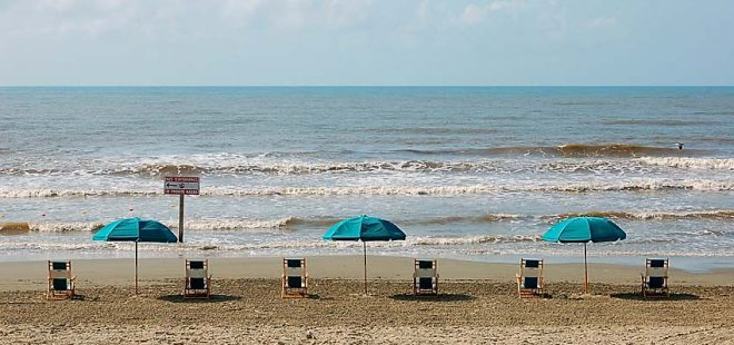Galveston TX - Beaches: From East to West, A Tour of Galveston's