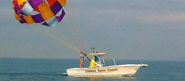 boating galveston tx