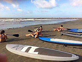 SUP Gulf Coast galveston tx 1
