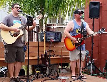 geoff fish galveston live music blues rock tx