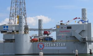 ocean star oil rig museum galveston tx